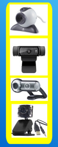 4 Types of WebCams